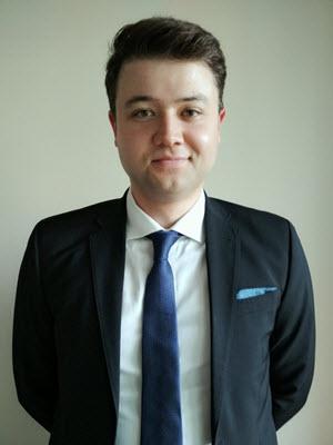 Damian Kedziora, IA Palvelupäällikkö, Norian's photo